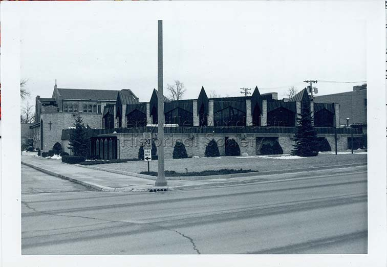 St. Joseph Church, circa 1974-1976