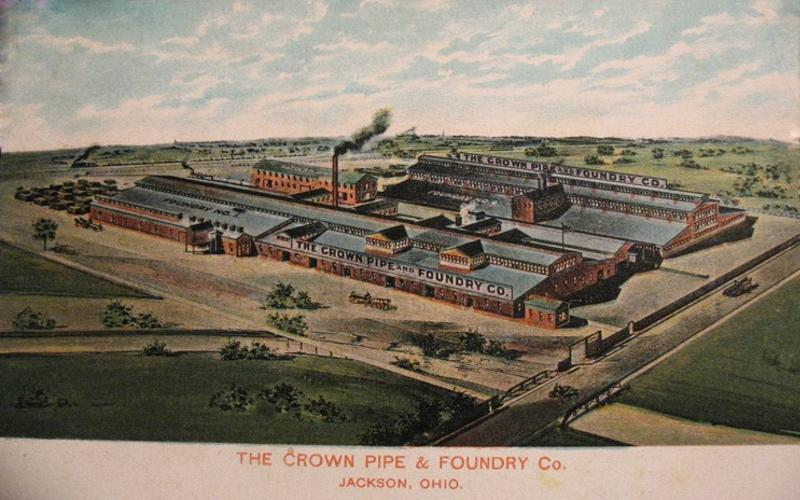 Crown Pipe and Iron Foundry