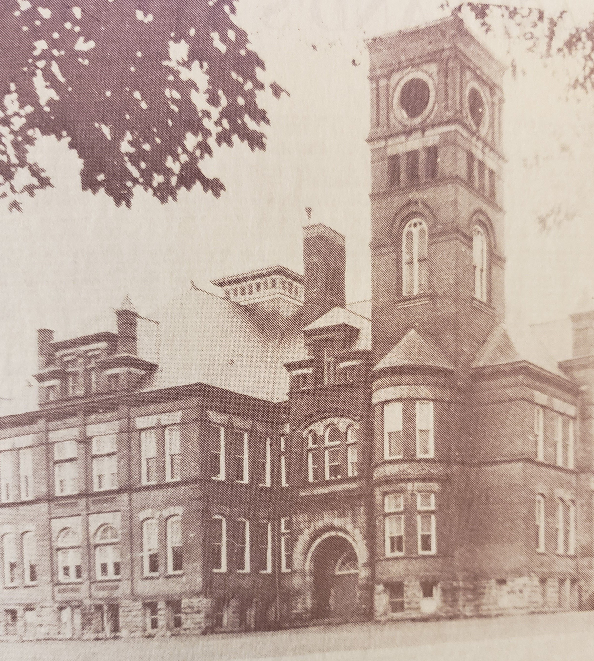 Old Crabbe School