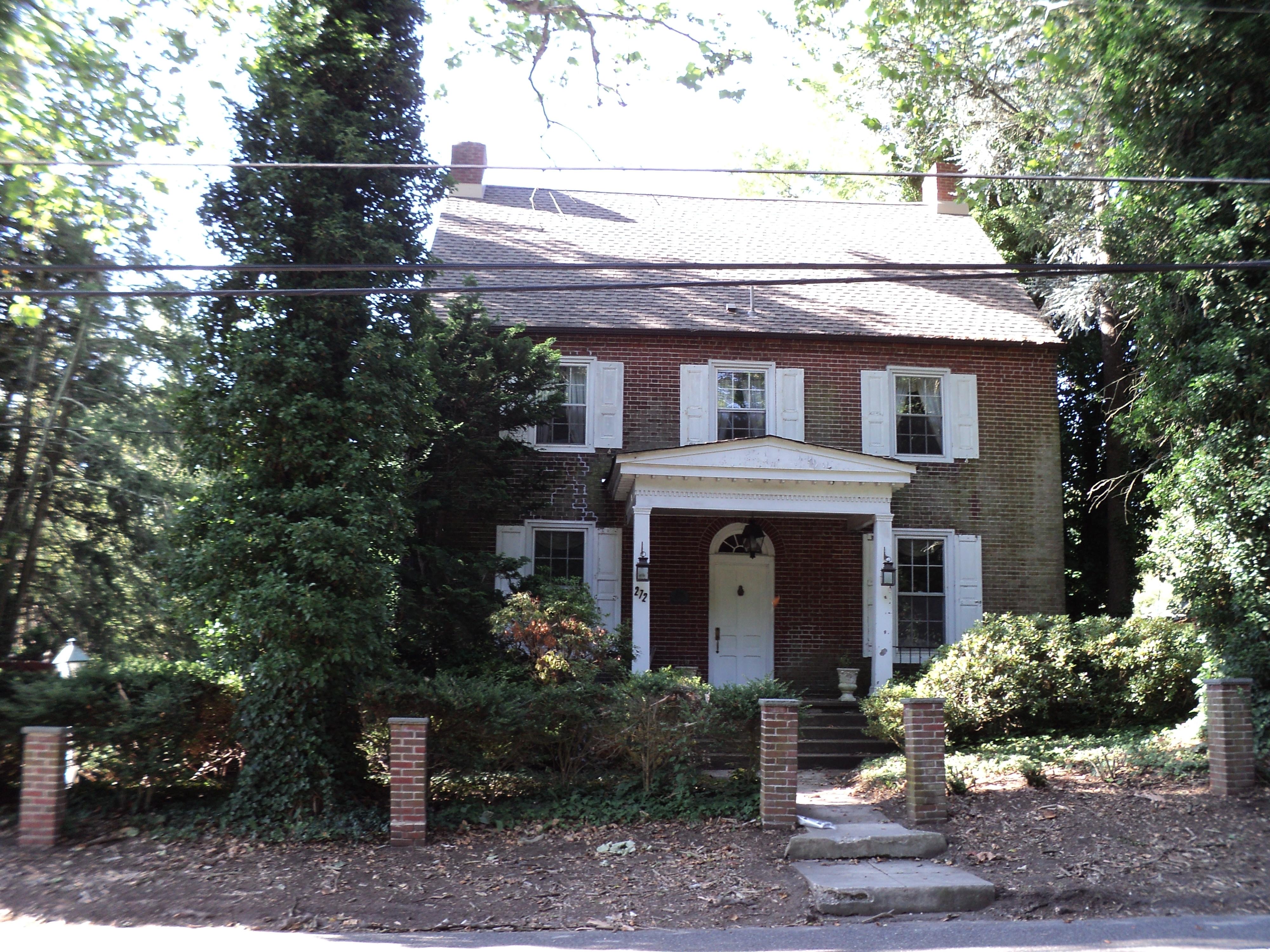 Miller's House (The Nehemiah Haines House)