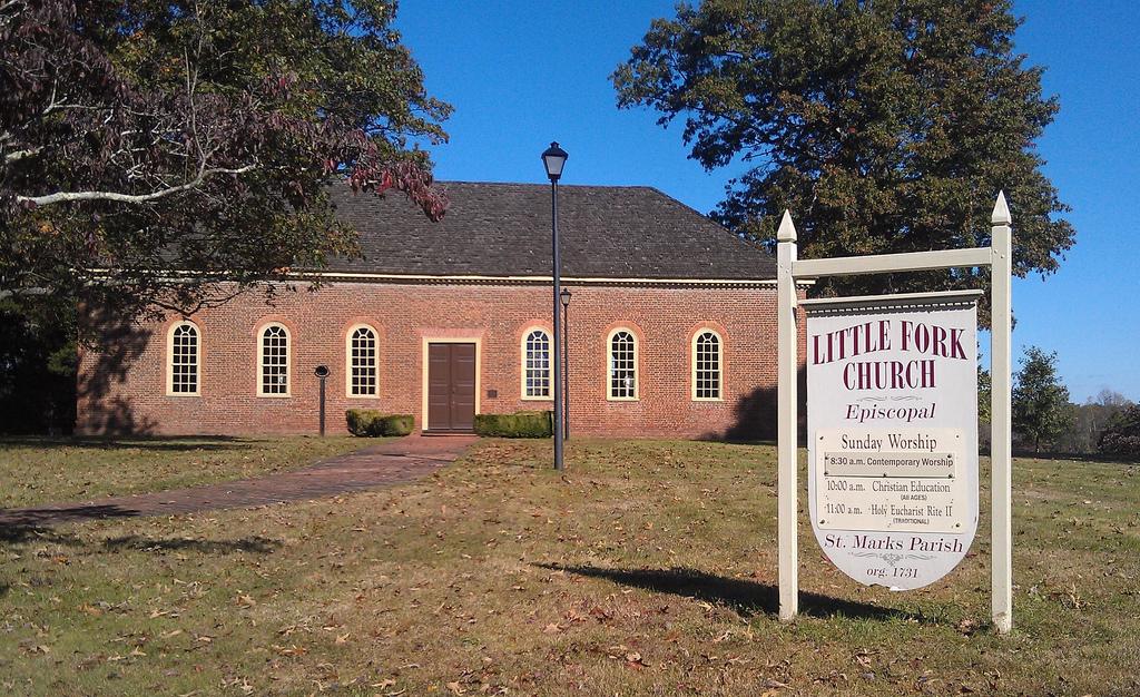 The Little Fork Church