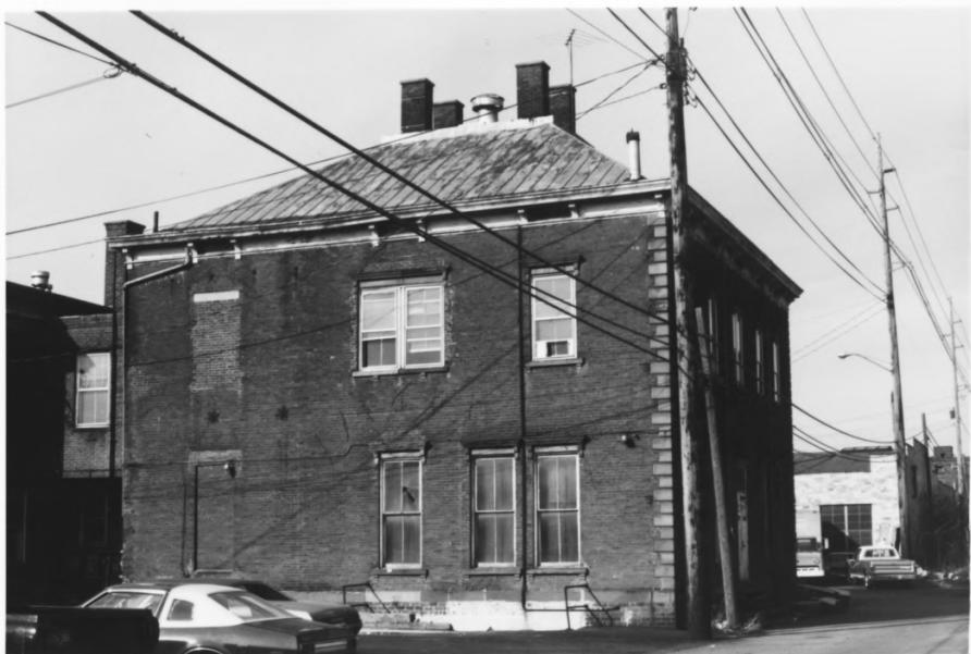 Ashland Coal and Iron Company Office