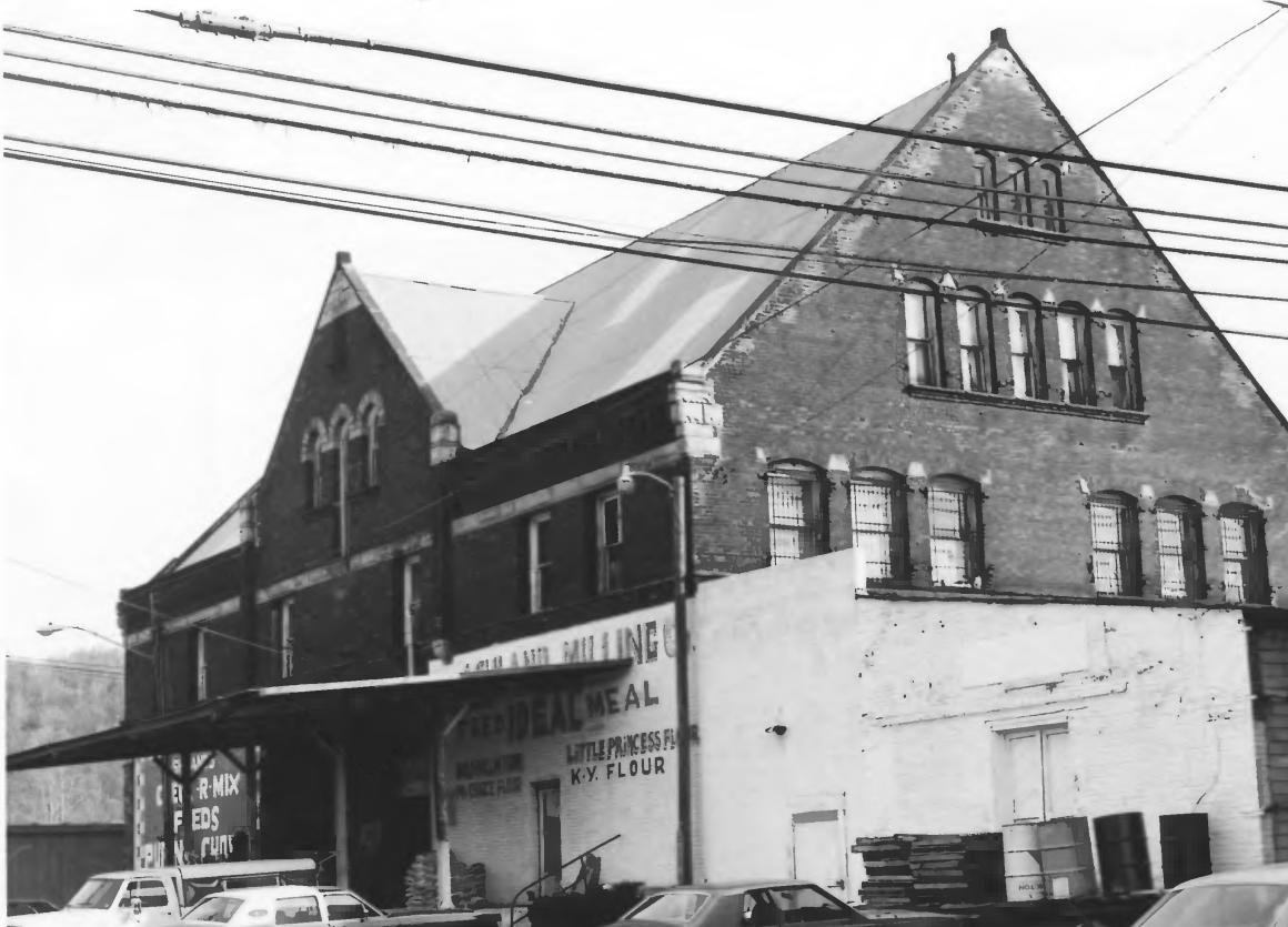 Ashland Coal and Iron Company Store
