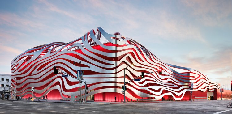 The Petersen Automotive Museum opened in 1994. It is one of the largest car museums in the world.