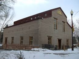 Chase Mill was designed by Fredrick Kessler, a prominent mill architect who settled with the pioneers in the Salt Lake Valley.