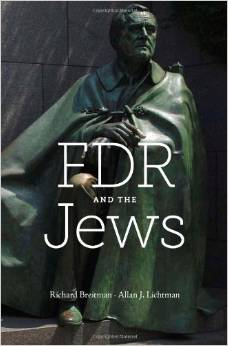 Richard Breitman and Allen Lichtman, FDR and the Jews. For more information on this book, click the link below.