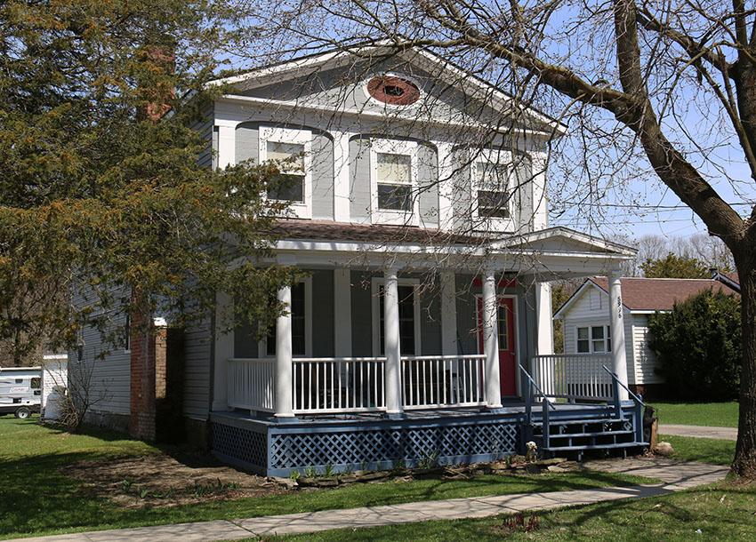 Stoddard House