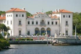 Outside View of Vizcaya