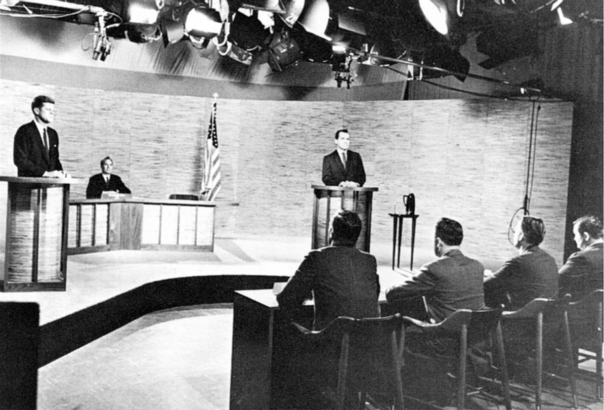 First Televised Presidential Debate, CBS Chicago