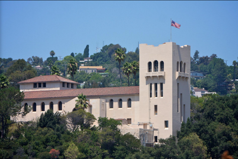 The Southwest Museum was built in 1914. Since merging the Autry Museum in 2003, its collections have been moved to a larger storage and research facility called the Resources Center.