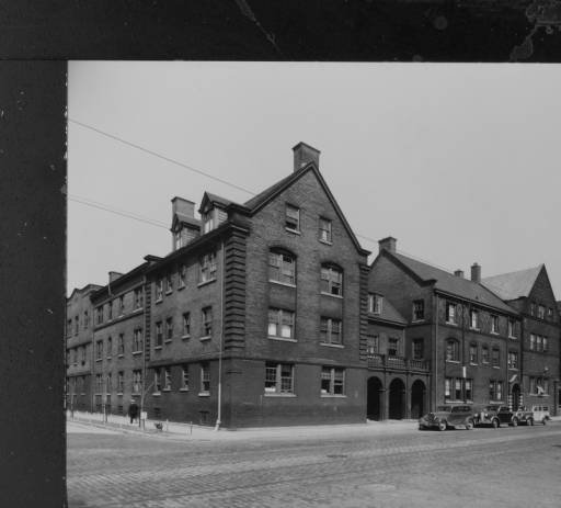 A photo from Hull-House in 1940.