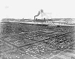 The Union Stock Yards, 1866