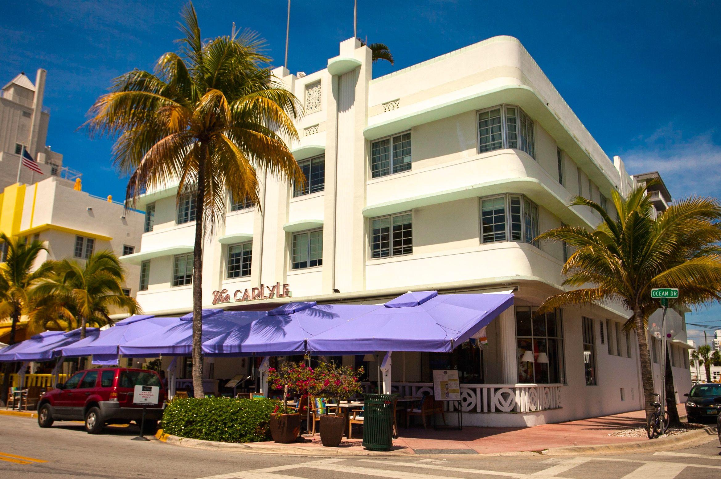 Corner Exterior. Front is a public restaurant. Credit: Alexander International Realty