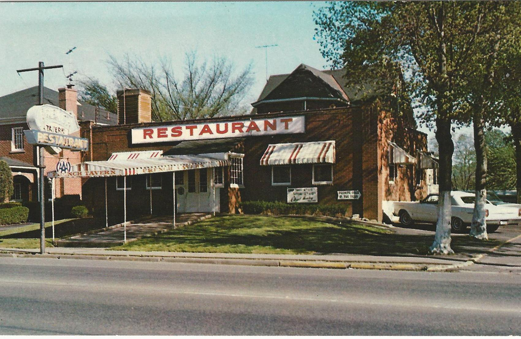 The French Tavern's longtime location at 2349 Adams Ave