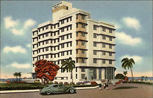 Traymore Hotel vintage postcard. Credit: CardCow Vintage Postcards