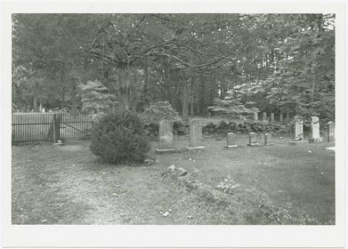 Joppa Cemetery 1985 Credit: Digital Davie