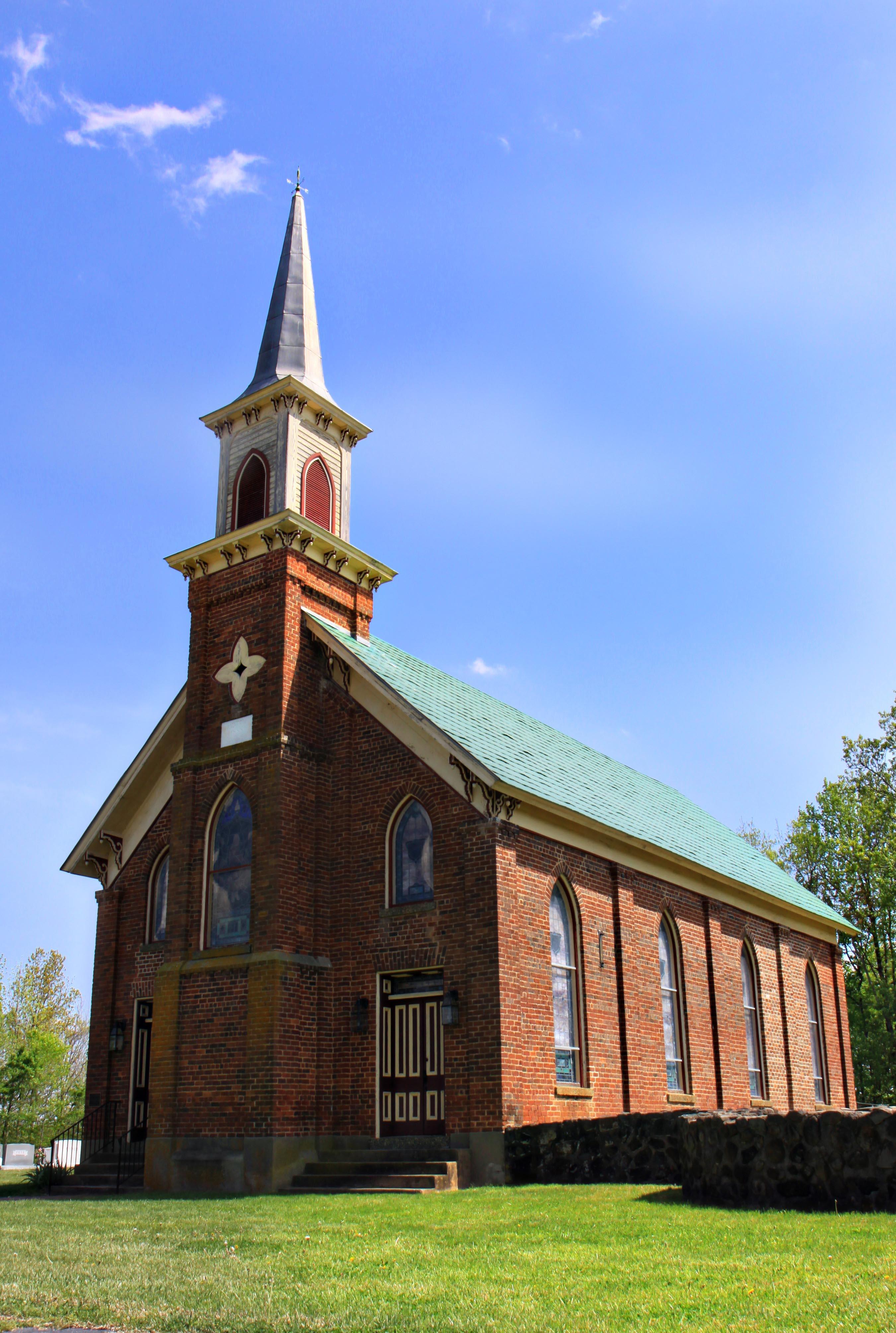 Fulton Methodist Church Credit: Davie County Chamber of Commerce