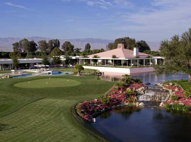 Sunnylands - The Annenberg Estate in Rancho Mirage