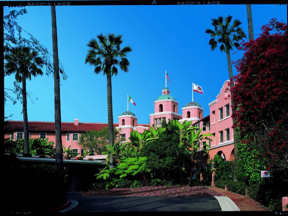 "The ""Pink Palace"" is the architectural design of Elmer Rice"
