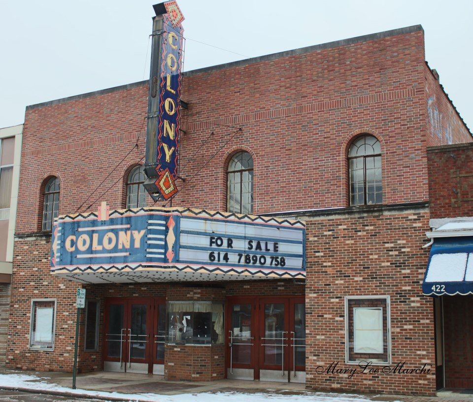 The Colony Club c. 2013. Photo by MaryLee Marchi.