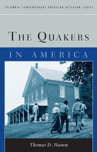 The Quakers in America-Click the link below for more information about this book