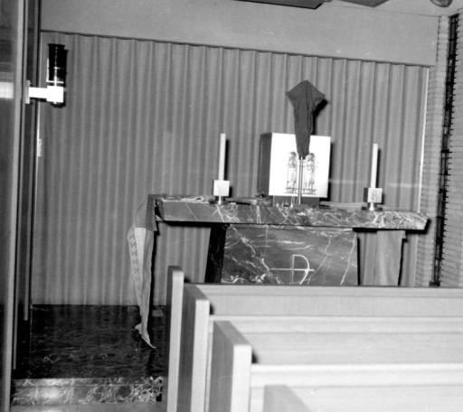 Schroeder Hall Chapel.