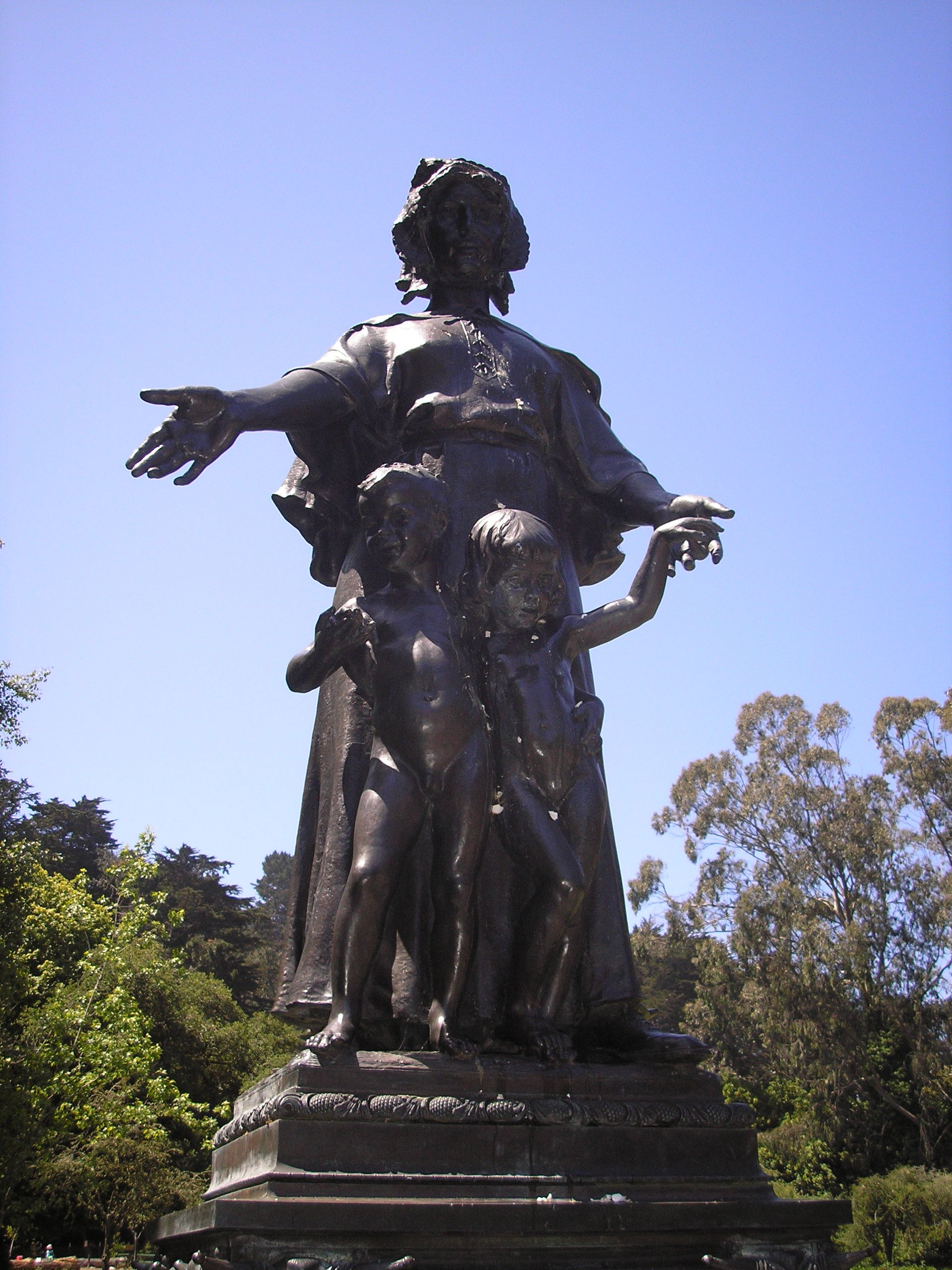 Pioneer Mother by Charles Grafly