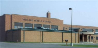 Fairland Middle School, which was the high school until 2002.