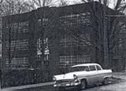 Proctorville School, built in 1923, demolished in 1978.
