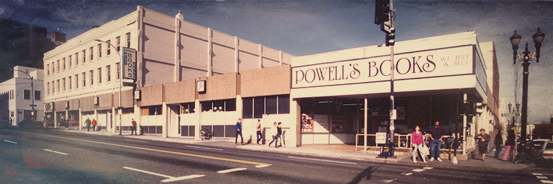 Powell's became a Portland institution shortly after its opening in 1971.