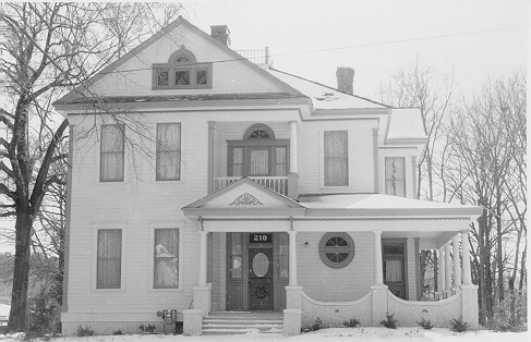 W. J. Lewis House