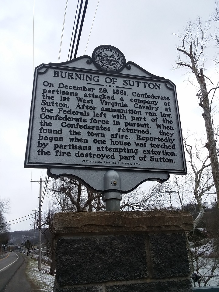 WV Historical Marker placed in 2018