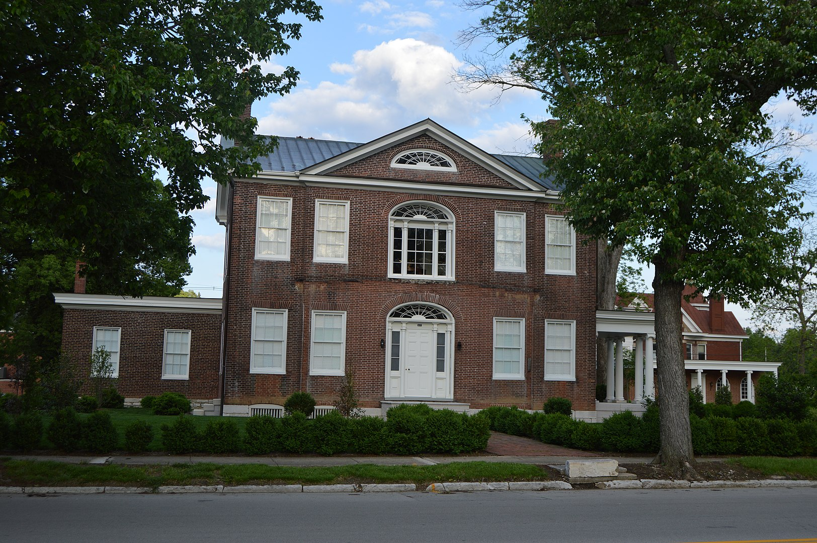 Governor Charles S. Morehead House