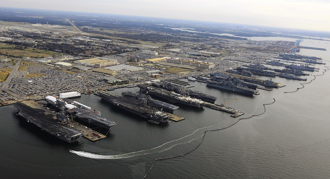 Norfolk Naval Air Station