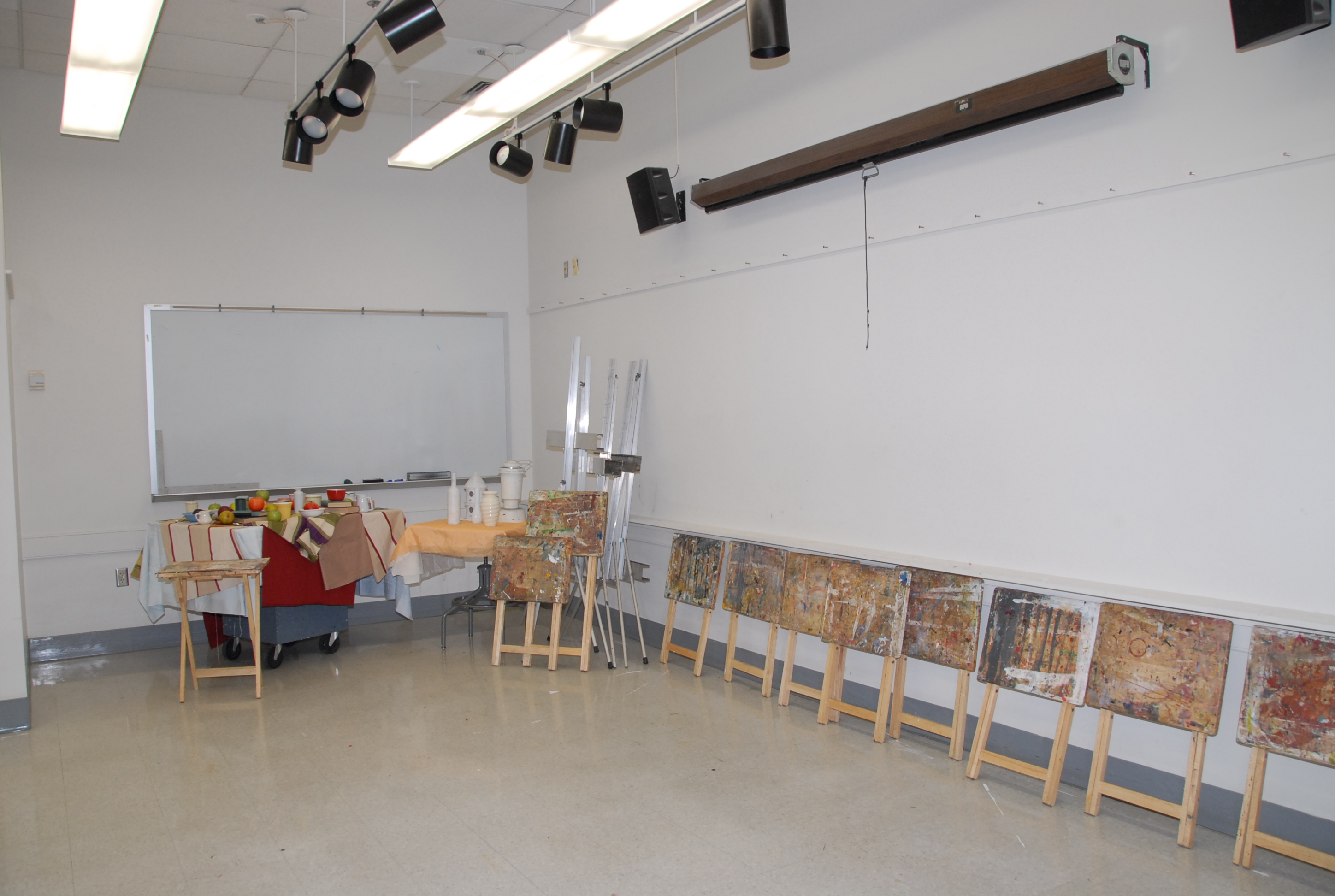 Drawing Classroom, 2009
