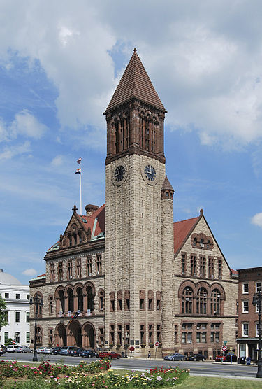 In 1972, Albany's City Hall was added to the National Register of Historic Places.