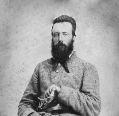 Brigadier General John Gregg of the Confederate Army