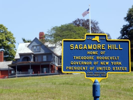 Sagamore Hill National Historic Site was established in 1962 and was added to the National Register of Historic Places in 1966.