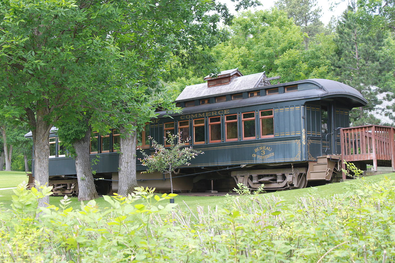 Fish Car No. 3 explores the history of the fishery railcars in the country.
