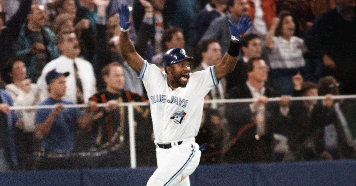 Joe Carter Walk-Off Home Run 1993