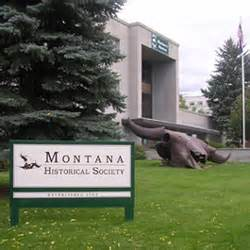 The Montana Historical Society was established in 1865.