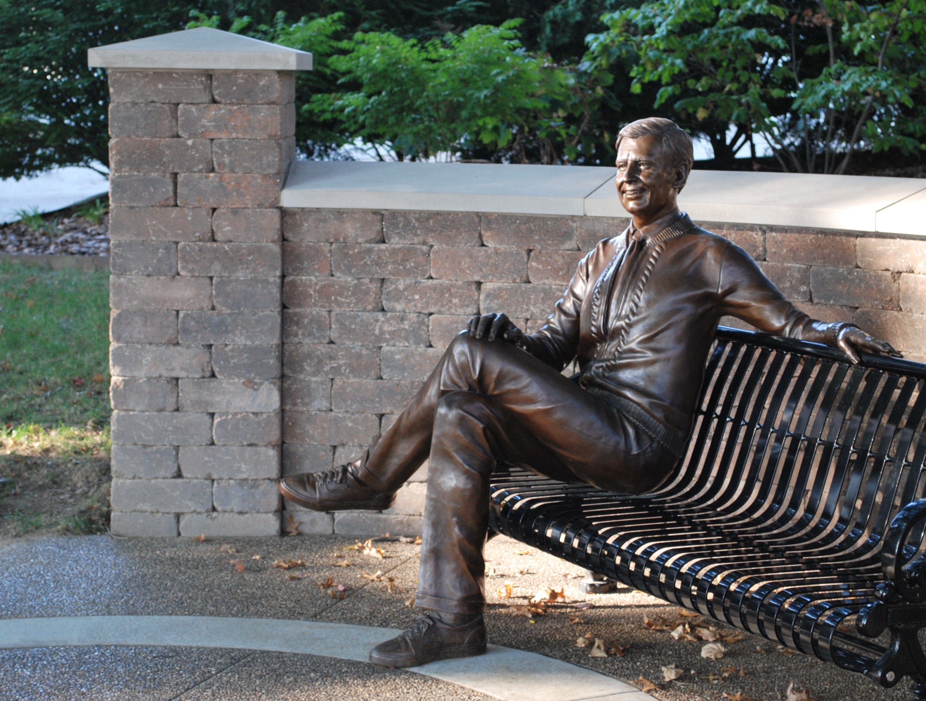 Mr. Fred Rogers Statue