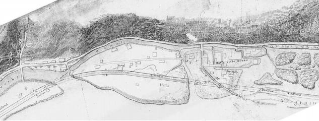 Slope, Map, Drawing, Urban design