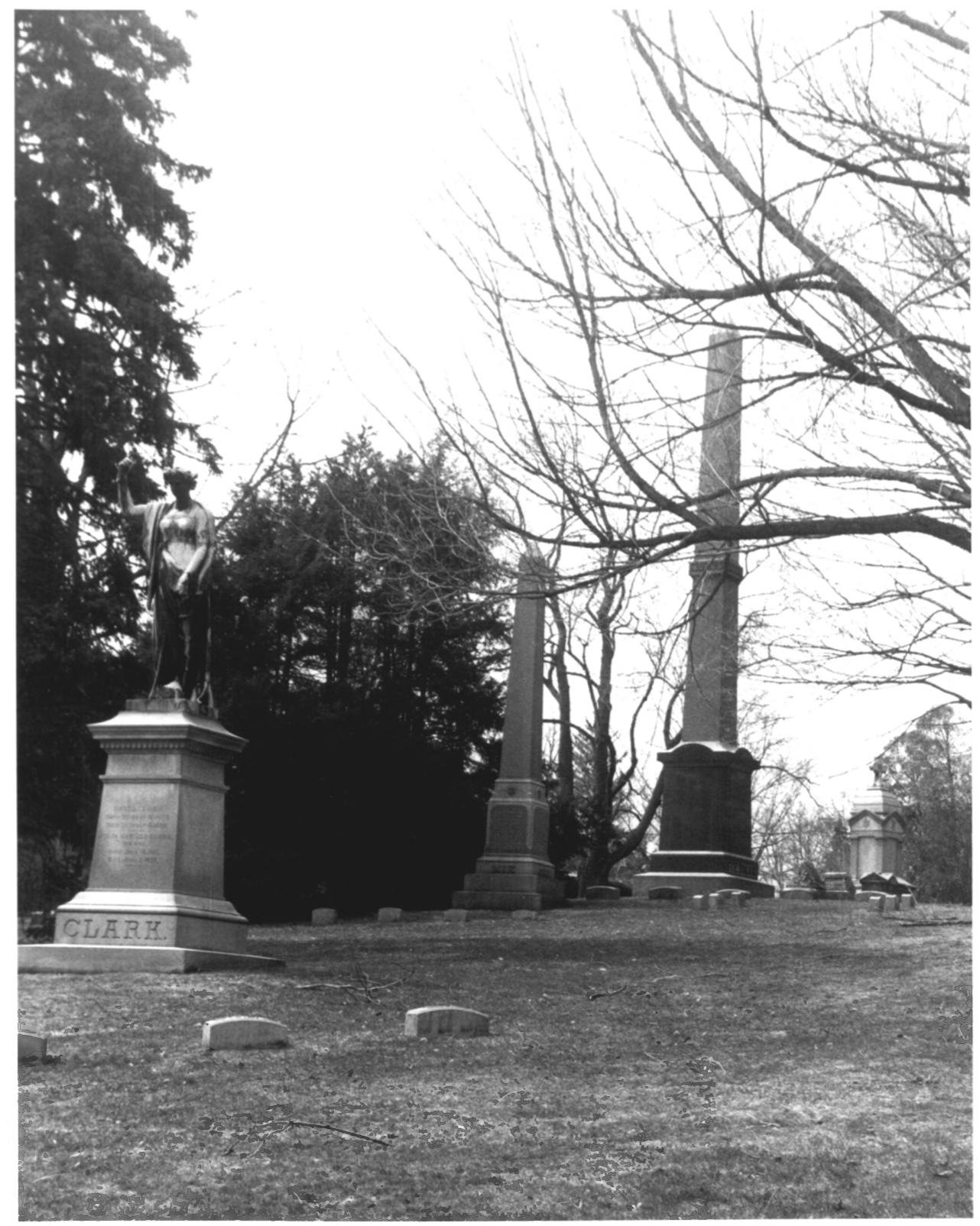 1997 NPS Photo Record of Cedar Hill Cemetary #7