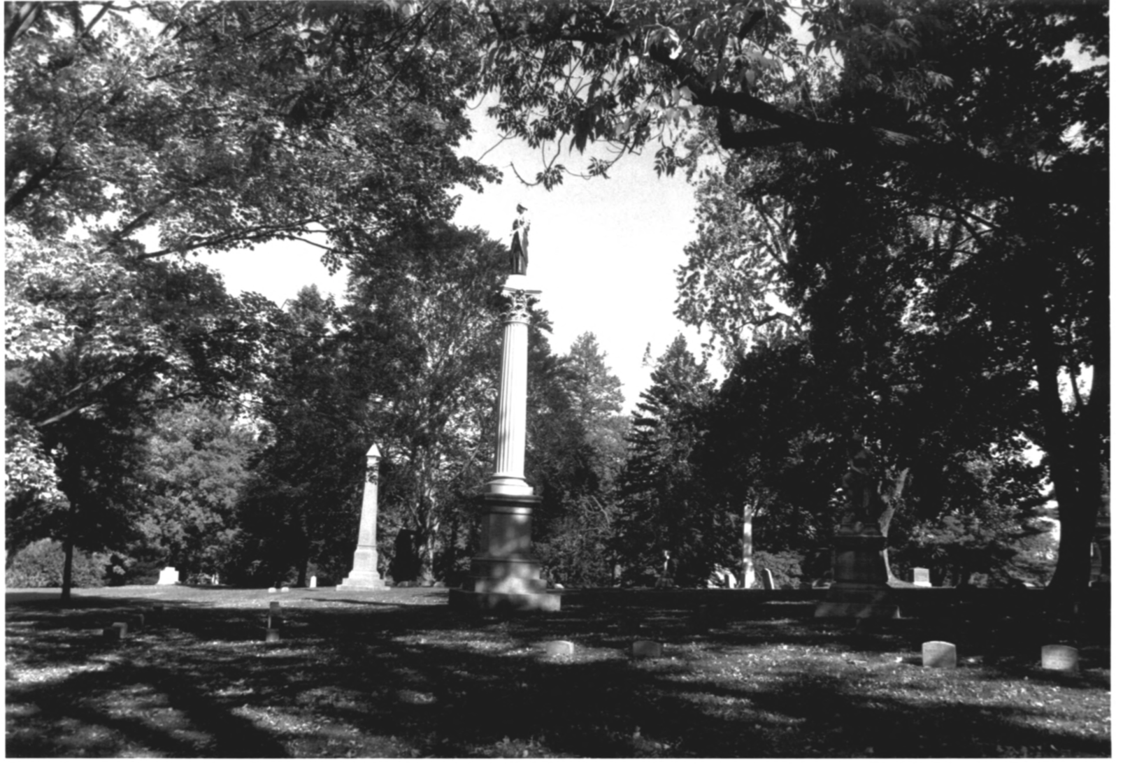 1997 NPS Photo Record of Cedar Hill Cemetary #17