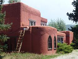The Artistically Unique Leon Gaspard House