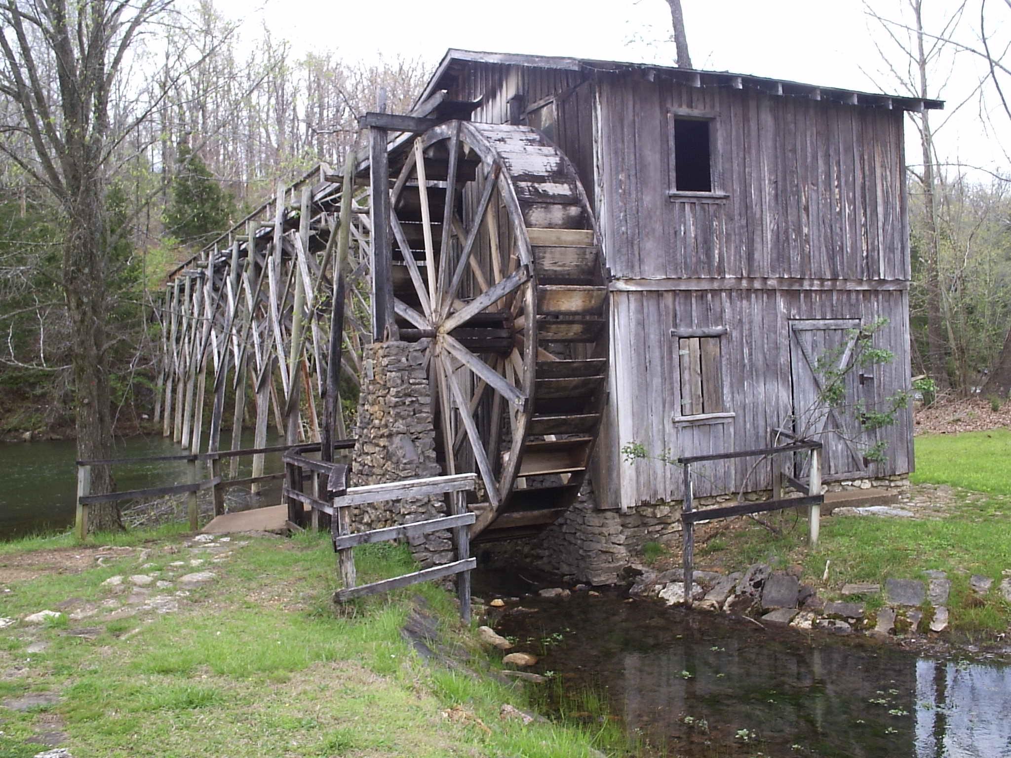 Morgan's Mill