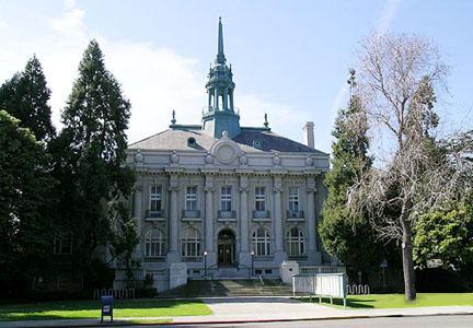Berkeley City Hall Building, now home to the Berkeley Special Education Preschool