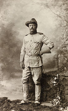 Recruiter of the Rough Riders: Colonel Teddy Roosevelt