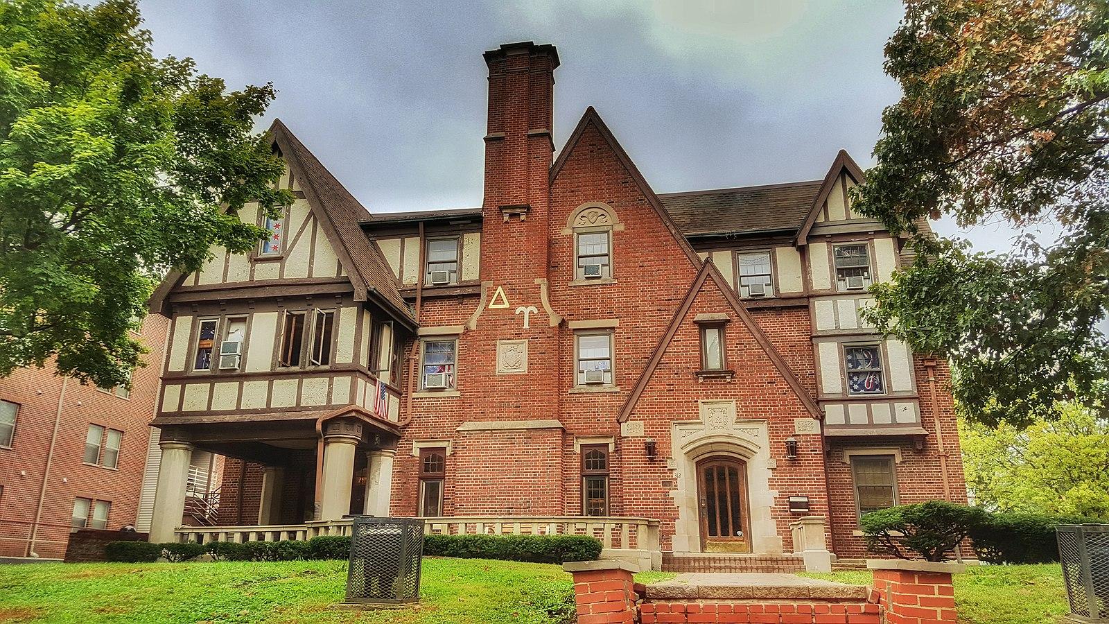 Delta Upsilon Fraternity House by Killivalavan Solai